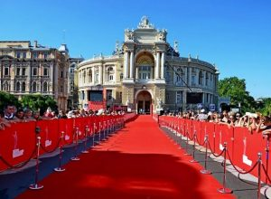 Odessa International Film Festival opening