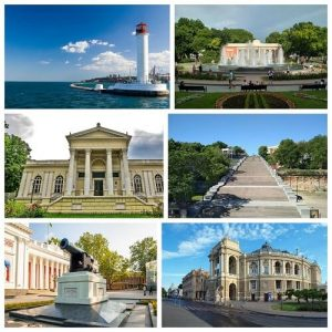 Odessa sightseeing tour - attractions